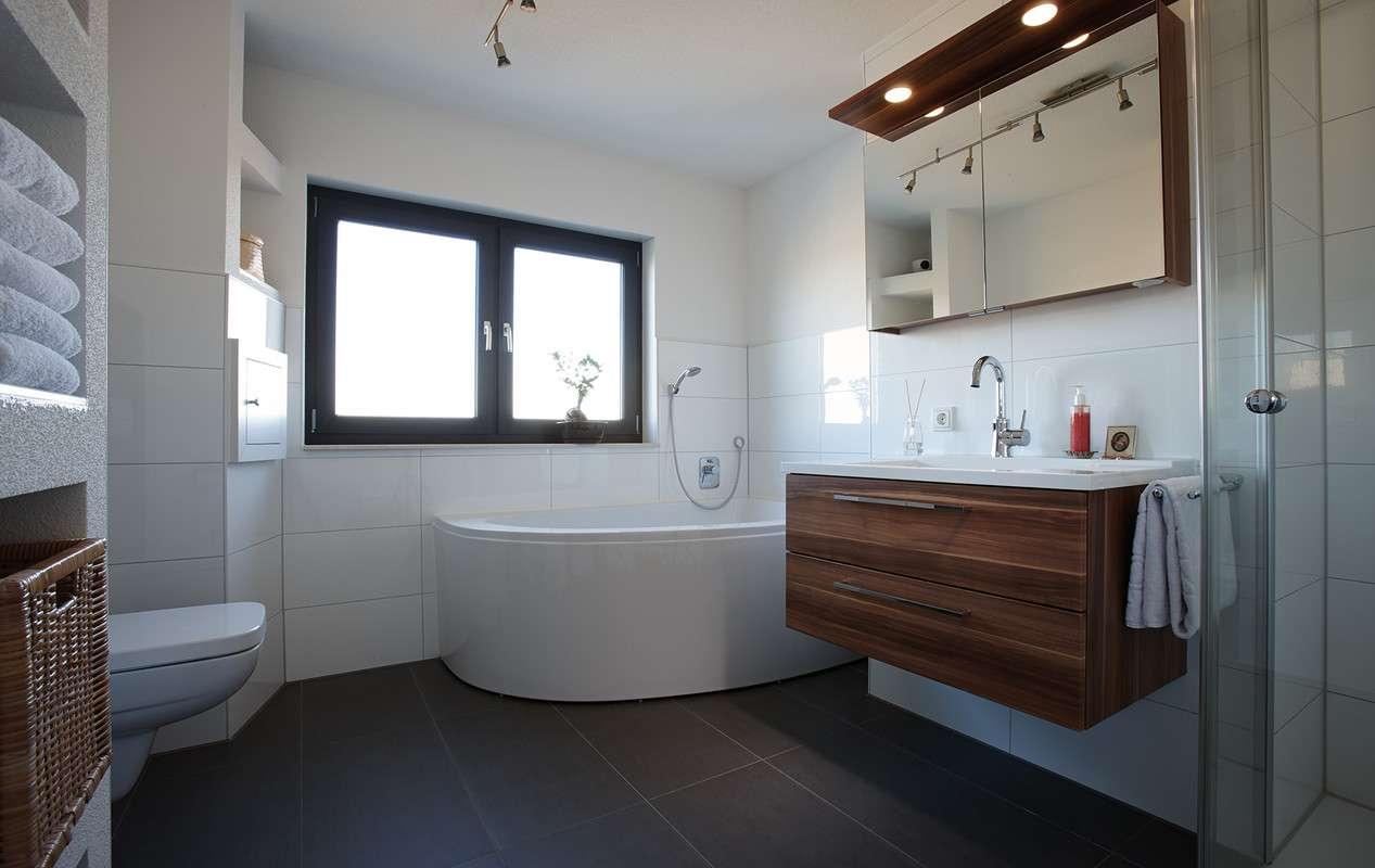 Architektur Trend - stilvolles Badezimmer