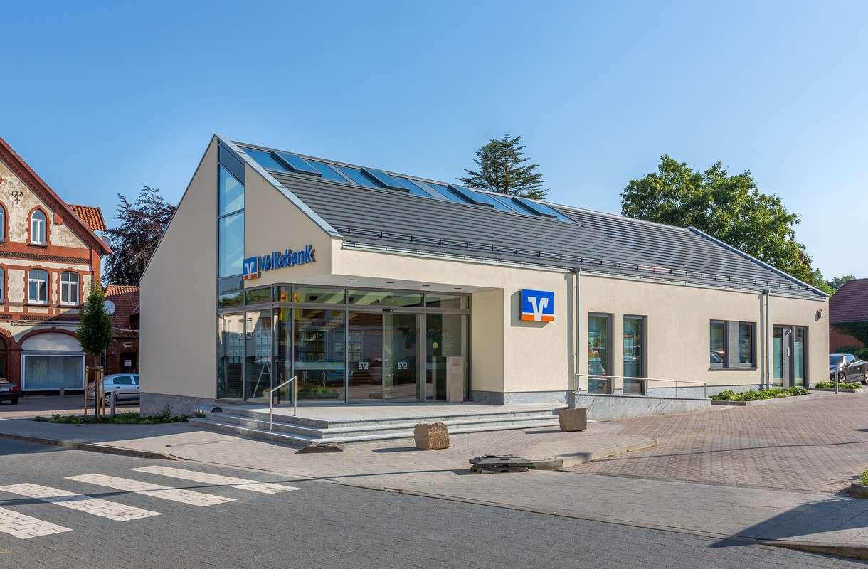 Die Meisterstück-Gewerbebau-Sparte errichtet nachhaltige Gewerbe- und Kommunalbauten.