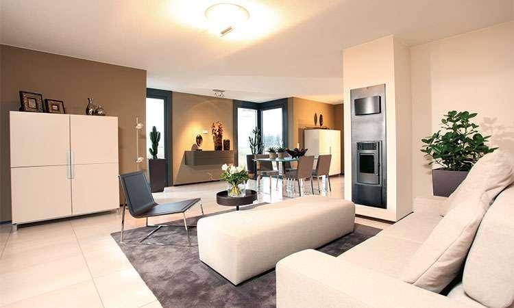 AVEO - Frankenberg - helles und freundliches Wohnzimmer mit Essbereich