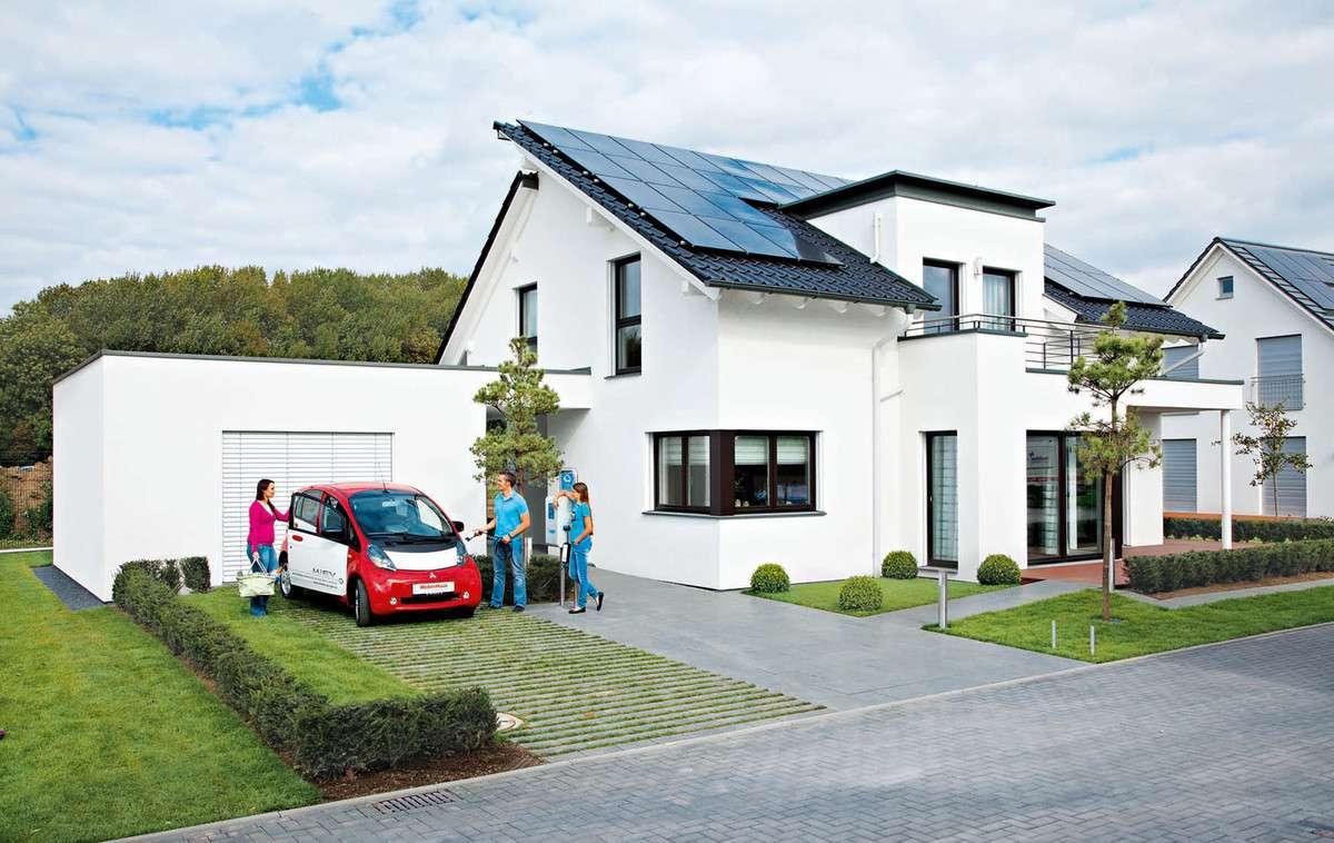 Moderne Energiespartechnik für Ihr Haus