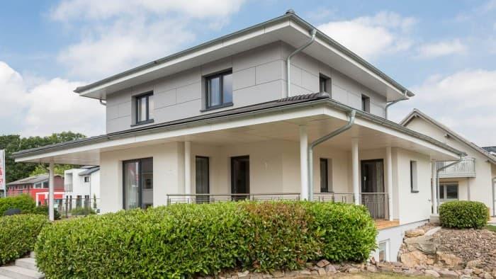 Musterhauspark Eigenheim und Garten Bad Vilbel bei Frankfurt