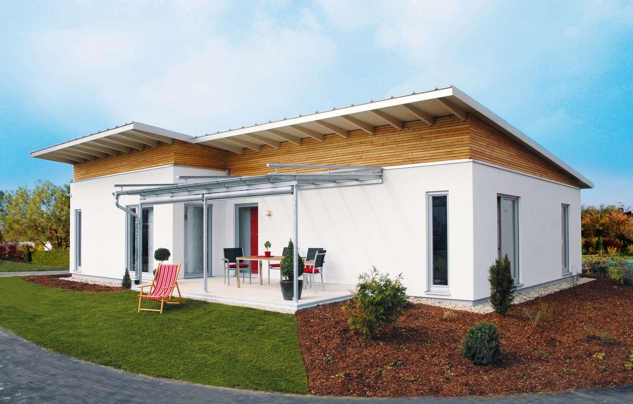 <p><strong>Sorgenfrei barrierefrei bauen mit einem Bungalow von Haas Haus</strong></p>