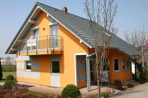 Willkommen im Schwabenhaus Musterhaus Chemnitz