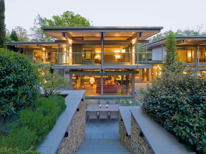 huf haus musterhaus modum sonder mannheim. Black Bedroom Furniture Sets. Home Design Ideas