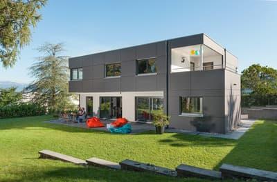 SchwörerHaus - Bauhausstil mit Flachdach