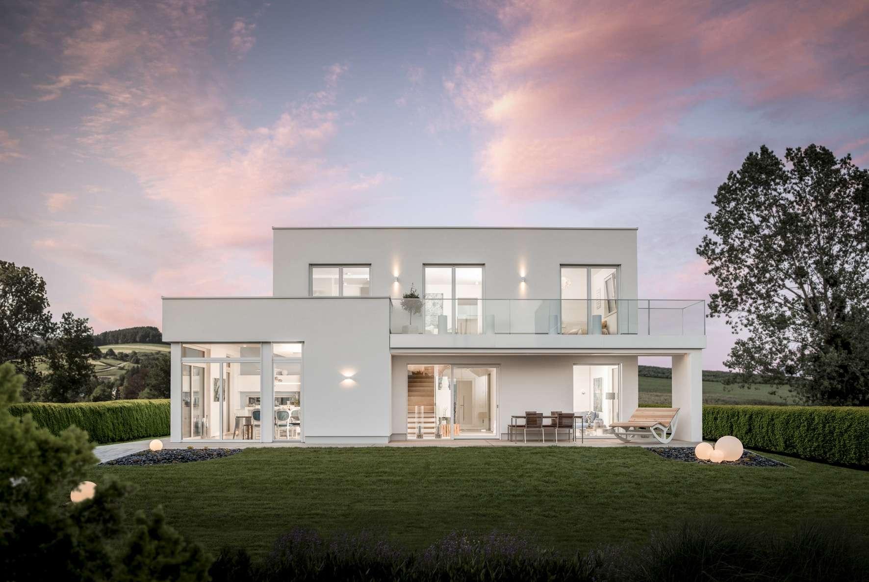 Ein haus mit flachdach f r maximalen wohnraum ratgeber for Grundrissplanung haus