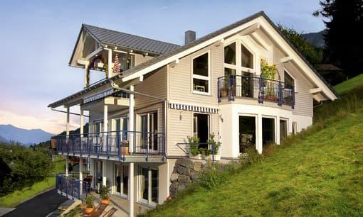 das mehrgenerationen fertighaus alle unter einem dach. Black Bedroom Furniture Sets. Home Design Ideas
