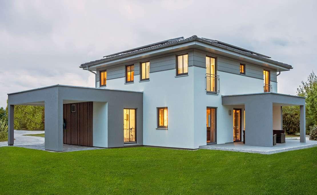 haas fertighaus musterhaus mh falkenberg 150 haas haus anbieter. Black Bedroom Furniture Sets. Home Design Ideas