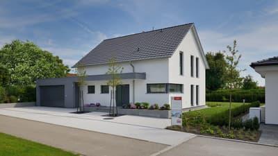 Fertighaus WEISS - Plusenergiehaus LIFE