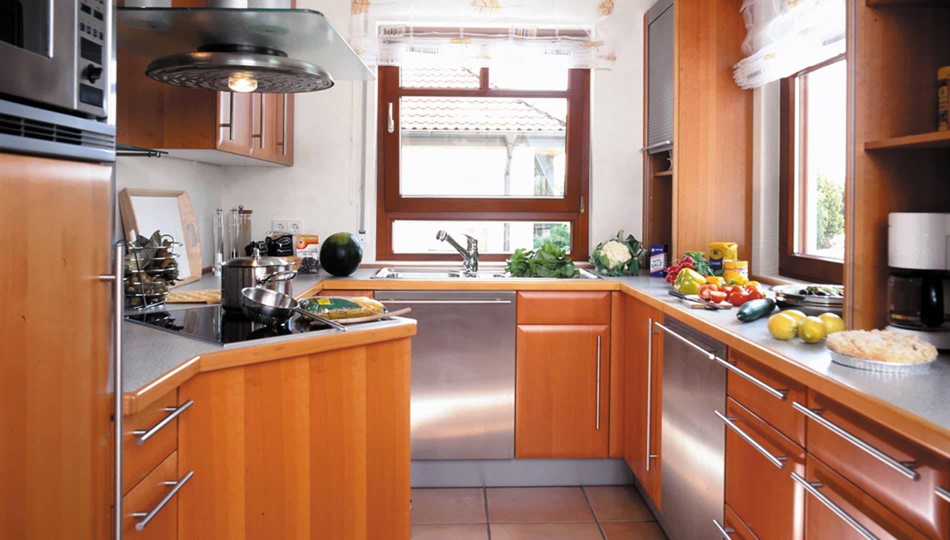 Musterhaus Family Classic - Küche