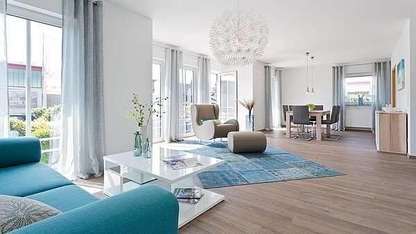 Musterhaus R 99.20 Wohnzimmer