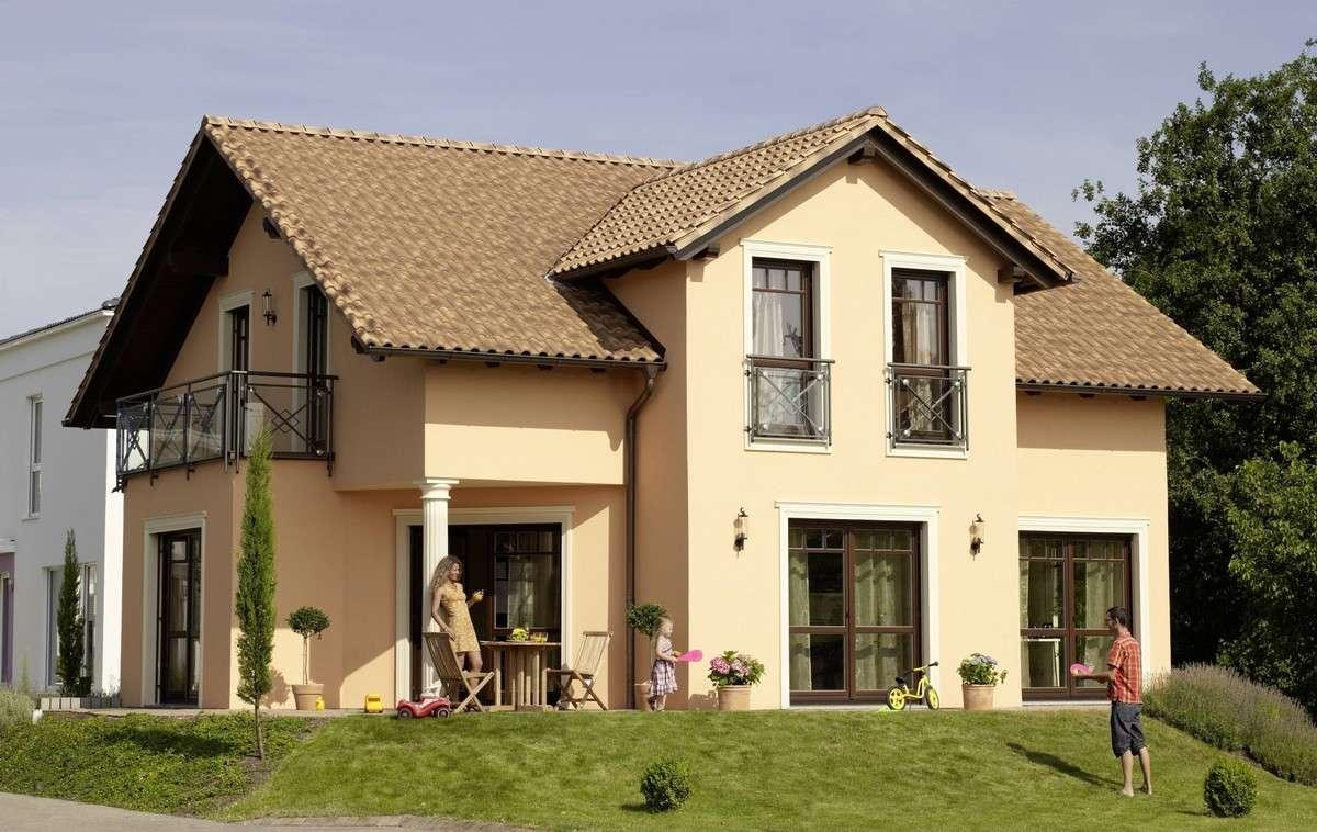Musterhaus Provence Offenburg - Terrasse