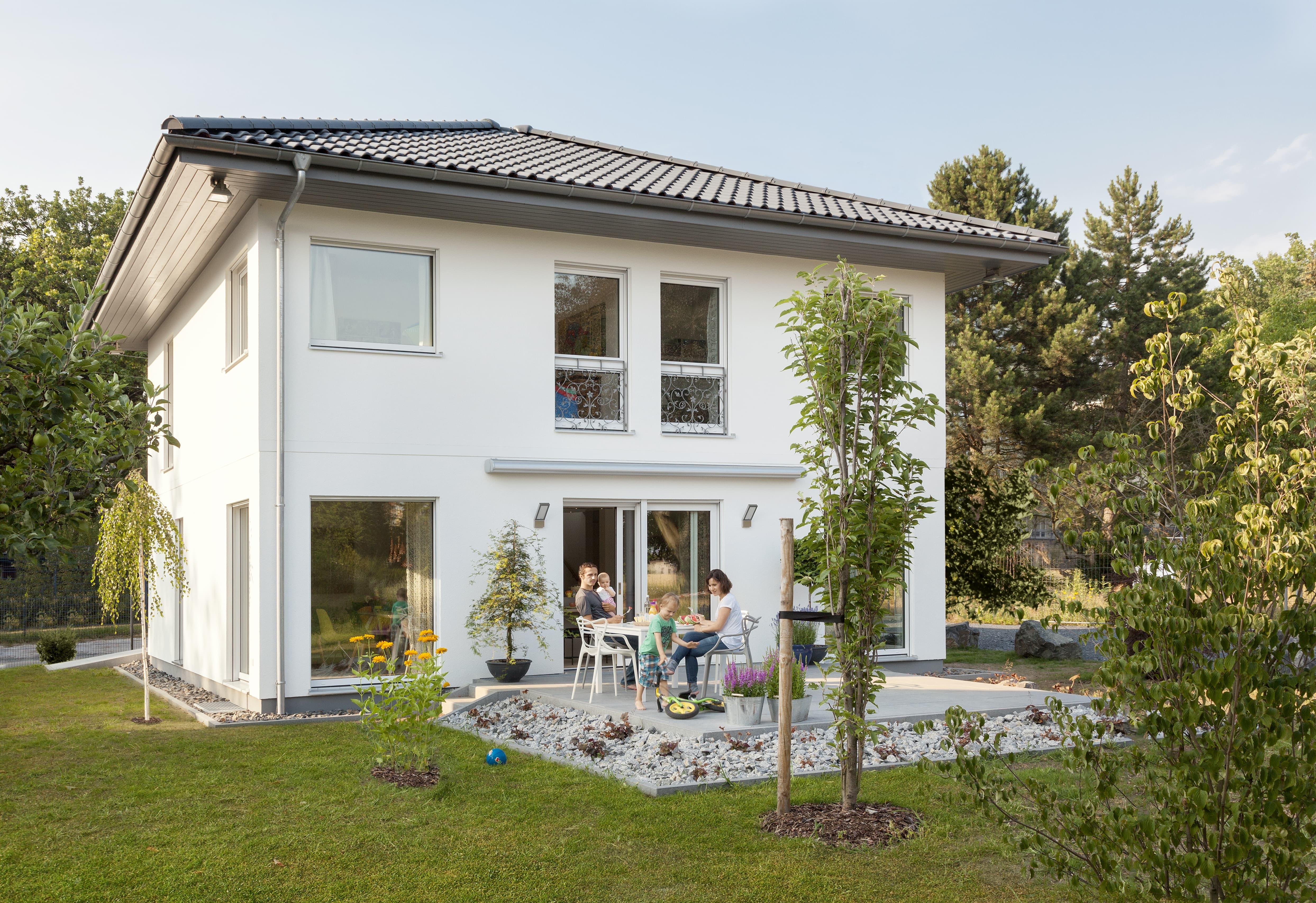 schw rerhaus modernes stadthaus. Black Bedroom Furniture Sets. Home Design Ideas