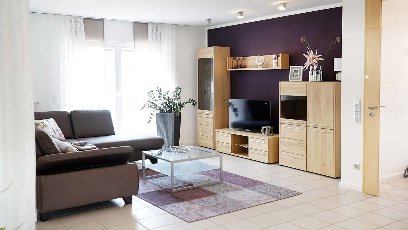 Musterhaus Bad Vilbel Wohnzimmer