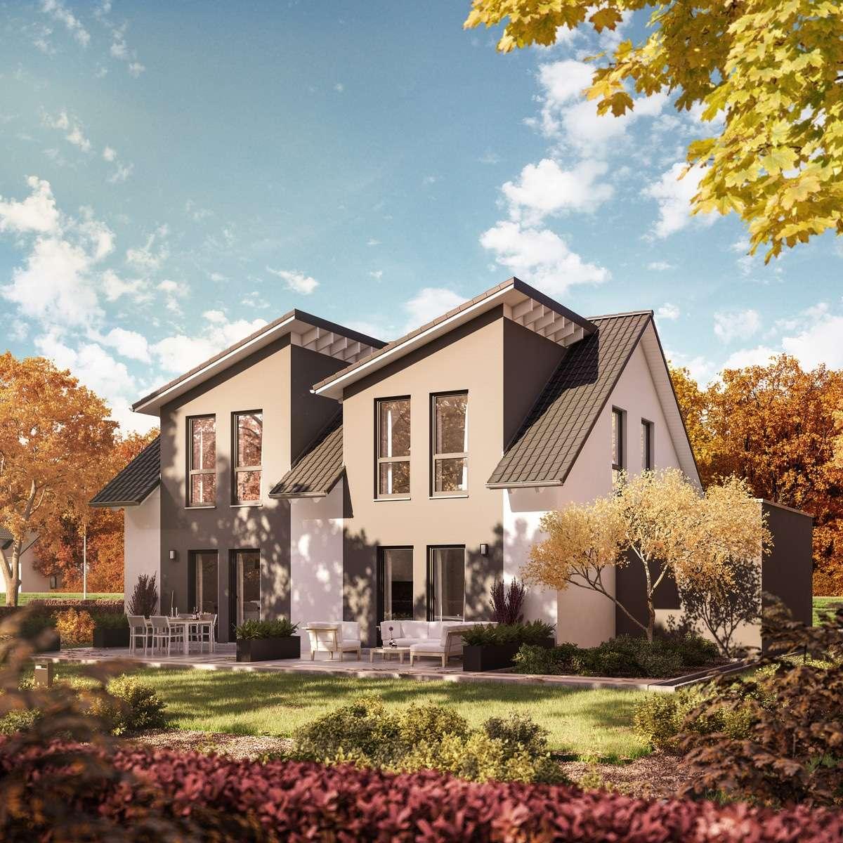 massa haus musterhauszentrum sievershagen b rostock. Black Bedroom Furniture Sets. Home Design Ideas