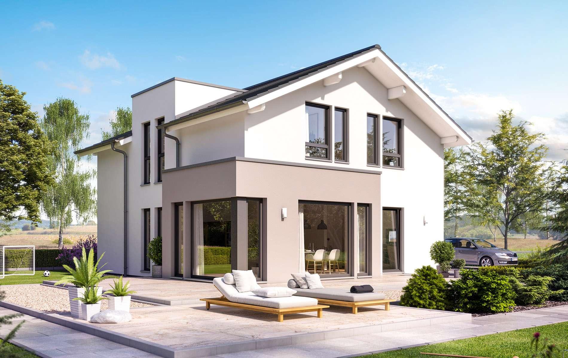 living fertighaus gmbh anbieter. Black Bedroom Furniture Sets. Home Design Ideas