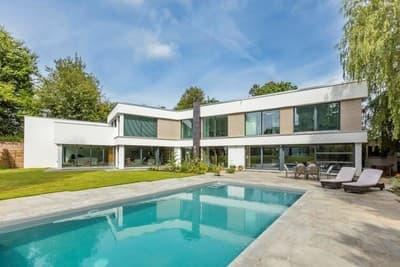 Meisterstück-HAUS -Bauhaus-Design
