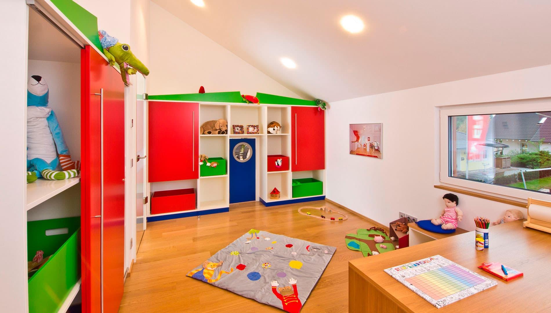 Musterhaus FUTURE Mannheim - Kinderzimmer