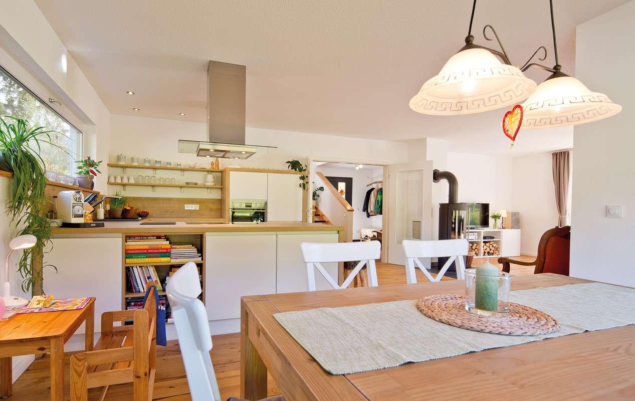 MEDLEY 210 A - Küche und Essbereich