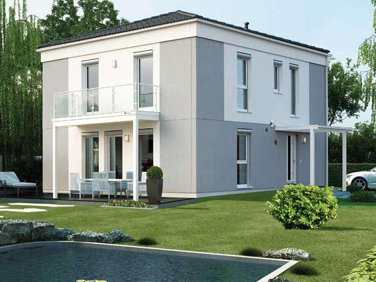 Fertighaus Heßdorf elk comfort 137 musterhaus in heßdorf bei nürnberg
