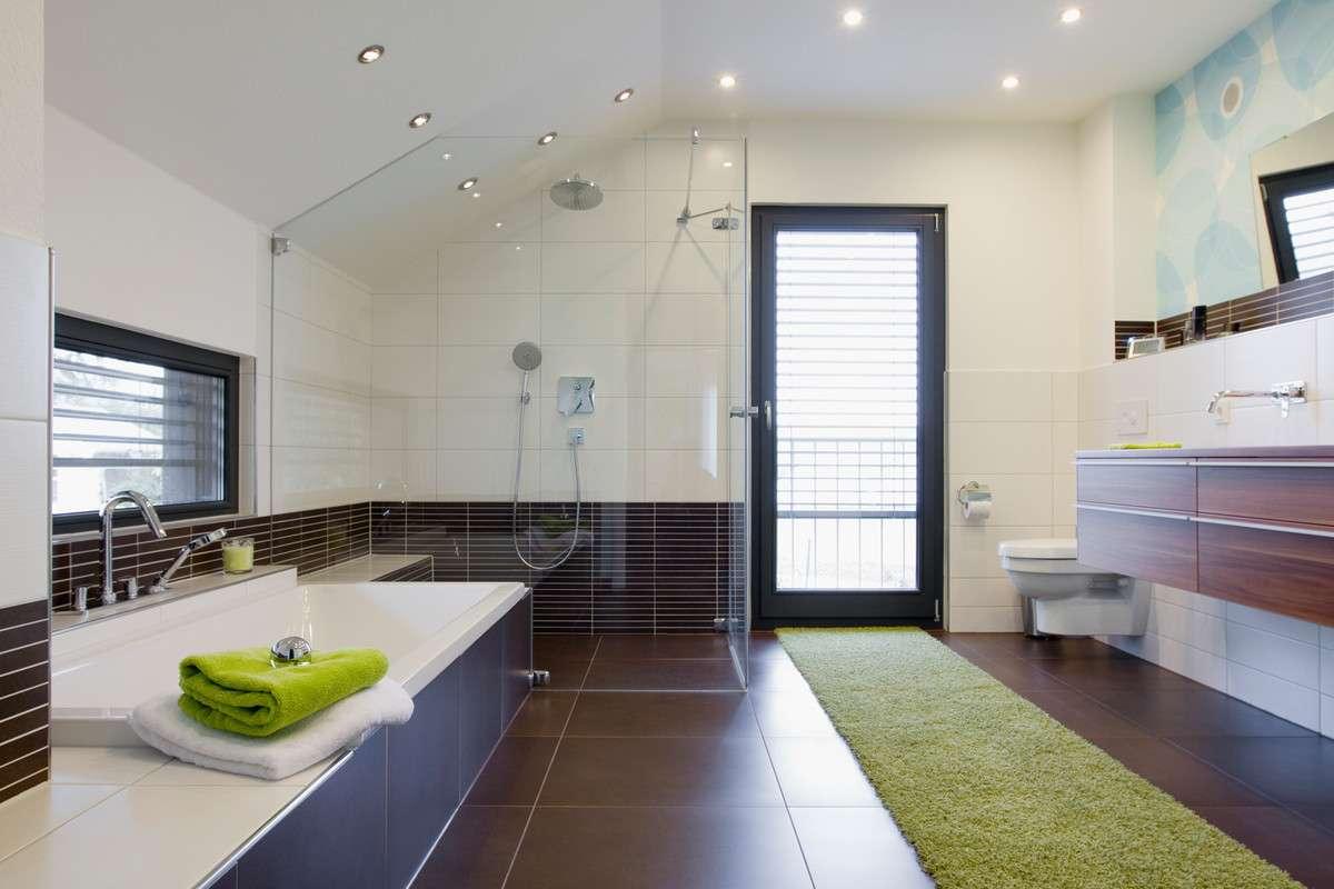 Fingerhut Haus R 104.10 Badezimmer