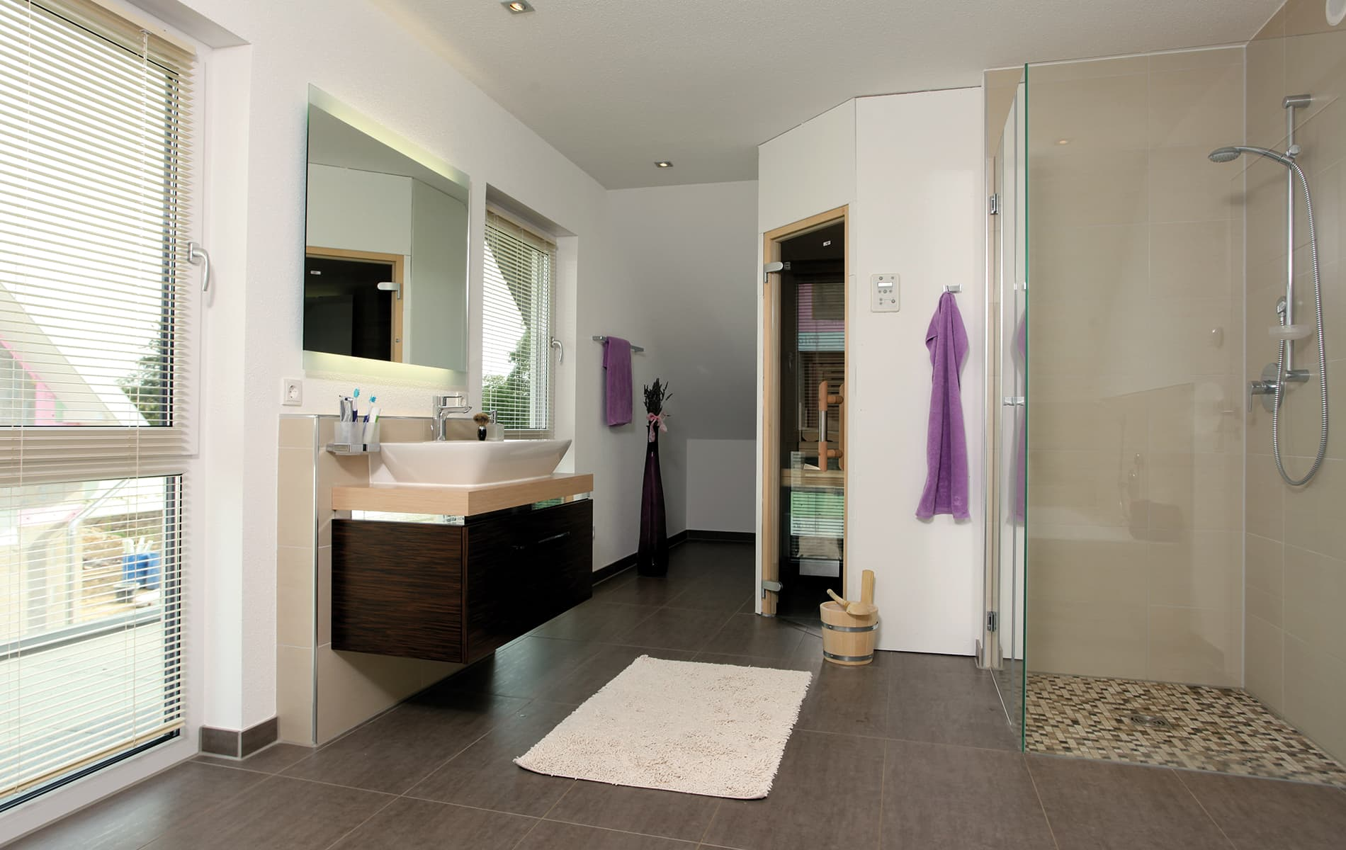 VIO - stilvolles Badezimmer