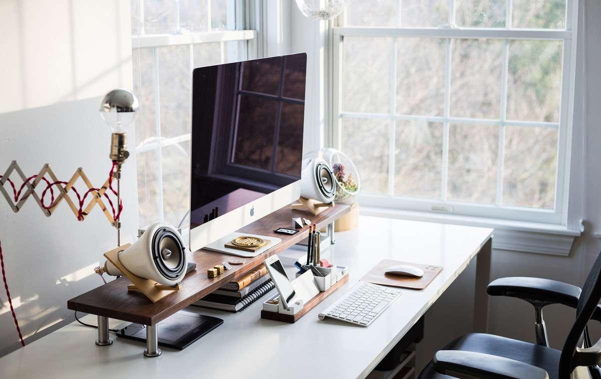 Arbeitsecke oder häusliches Arbeitszimmer? - Inspiration - Magazin ...