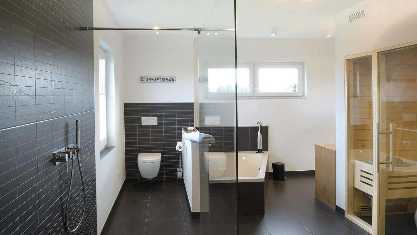 Fingerhut Haus Z 90.10 Badezimmer