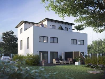 TALBAU-Haus - Modernes Stadthaus mit Dachterrasse