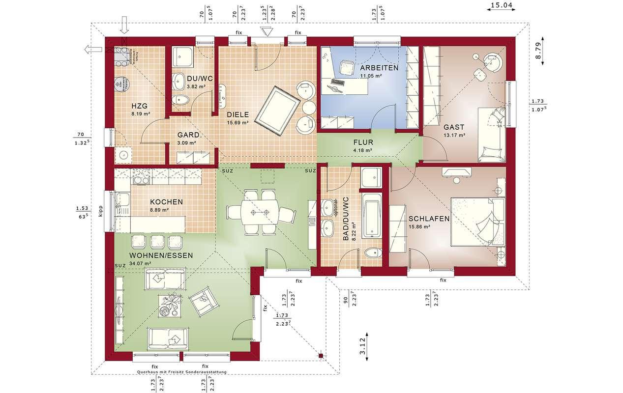 bien zenker evolution 111 v3 bien zenker anbieter. Black Bedroom Furniture Sets. Home Design Ideas