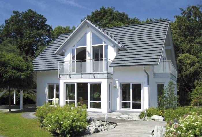 fertighaus weiss musterhaus 39 future 2 39 in mannheim. Black Bedroom Furniture Sets. Home Design Ideas