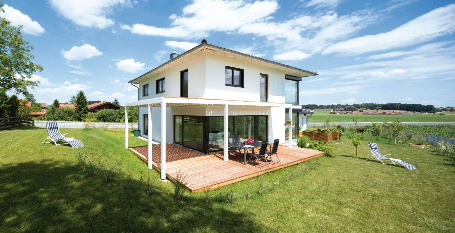 Vitalhaus Wolkersdorf - Regnauer - Anbieter - fertighauswelt.de
