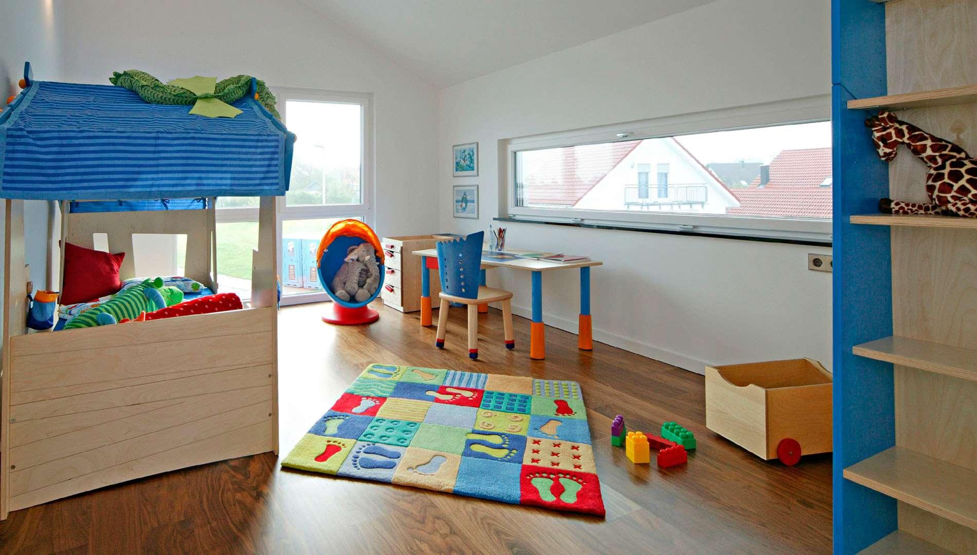Musterhaus STYLE - Kinderzimmer