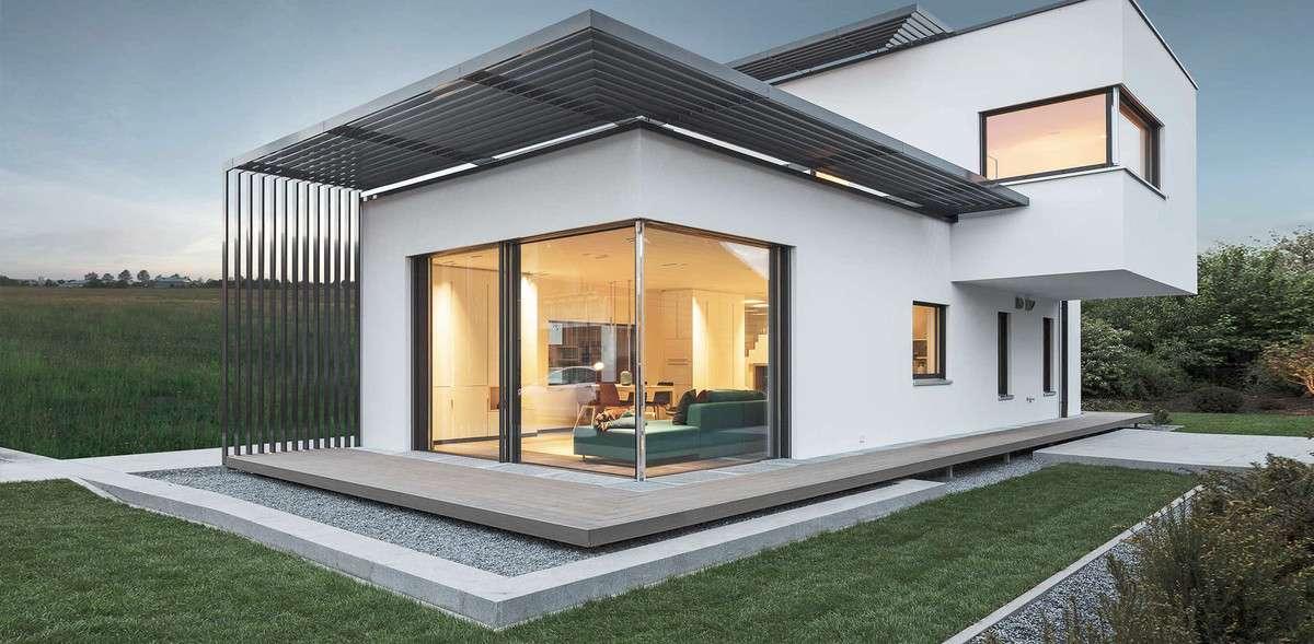 luxhaus anbieter. Black Bedroom Furniture Sets. Home Design Ideas