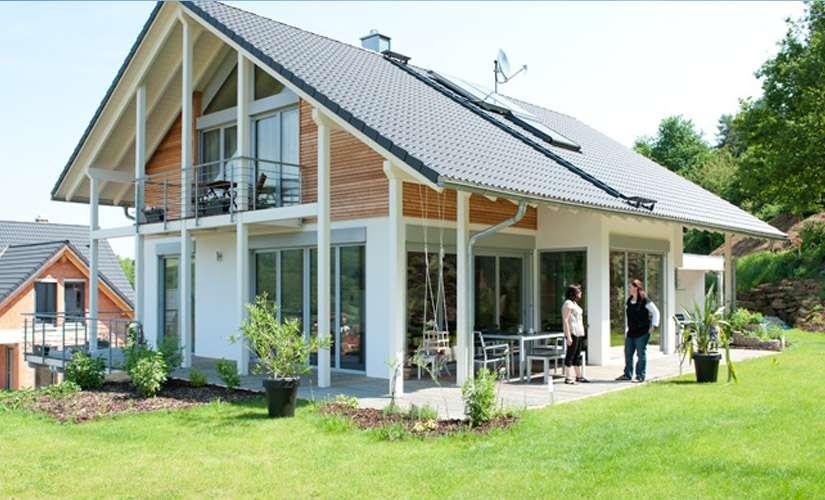 Begeisternde Häuser aus Holz - Ihr ADLERHAUS ist maßgeschneidert und 100%ig abgestimmt auf Ihre persönlichen Wünsche.