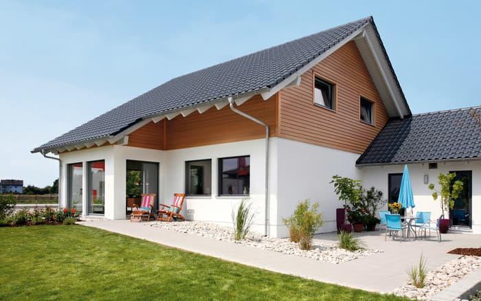 schw rerhaus country fertighaus schw rerhaus anbieter. Black Bedroom Furniture Sets. Home Design Ideas