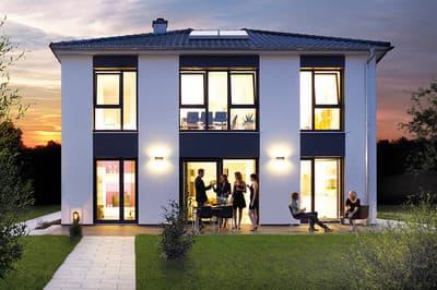 Hanse Haus - Musterhaus 'Villa 165' in Köln