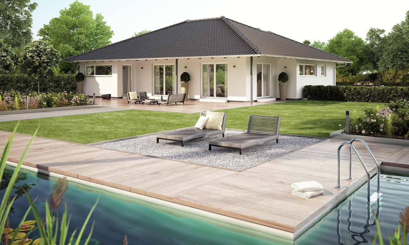 der bungalow praktisch und barrierearm bautrends magazin. Black Bedroom Furniture Sets. Home Design Ideas