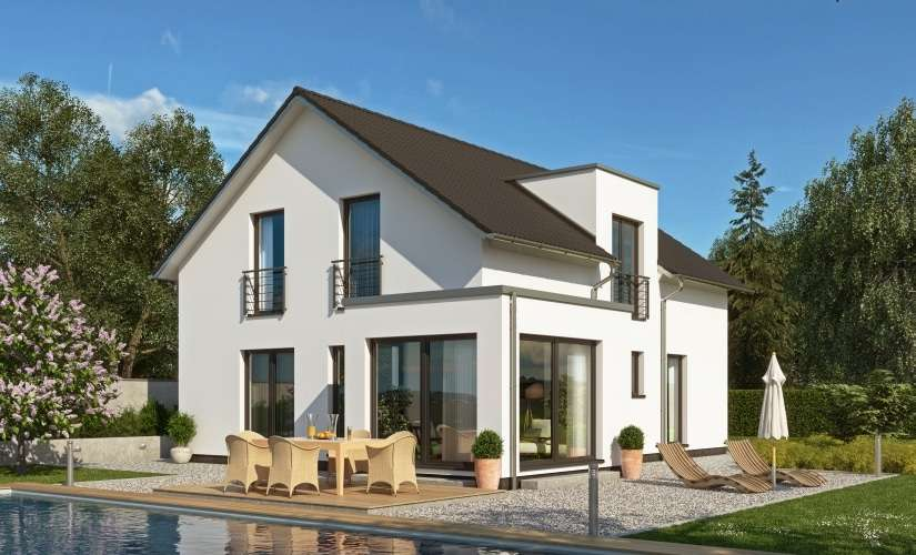 CLOU: Die cleveren Häuservon RENSCH-HAUS - dabei wurde nurein Ziel verfolgt: Durchdachte RENSCH-HAUS-Qualität zum erschwinglichen Preis!