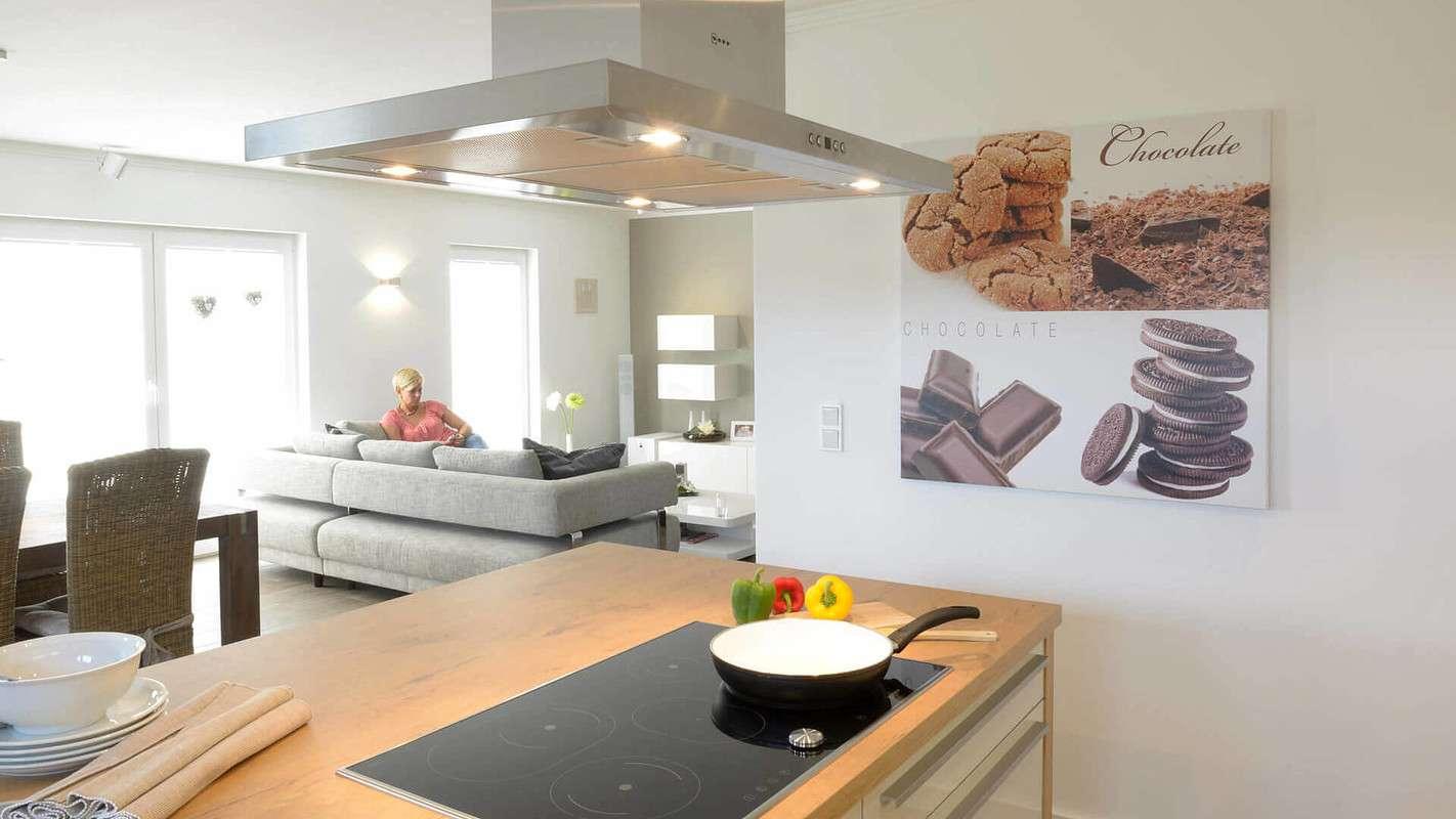 Fingerhut Haus Z 90.10 Küche