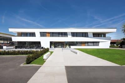 Musterhaus - Regnauer Vitalbüro - Das Büro der Zukunft.