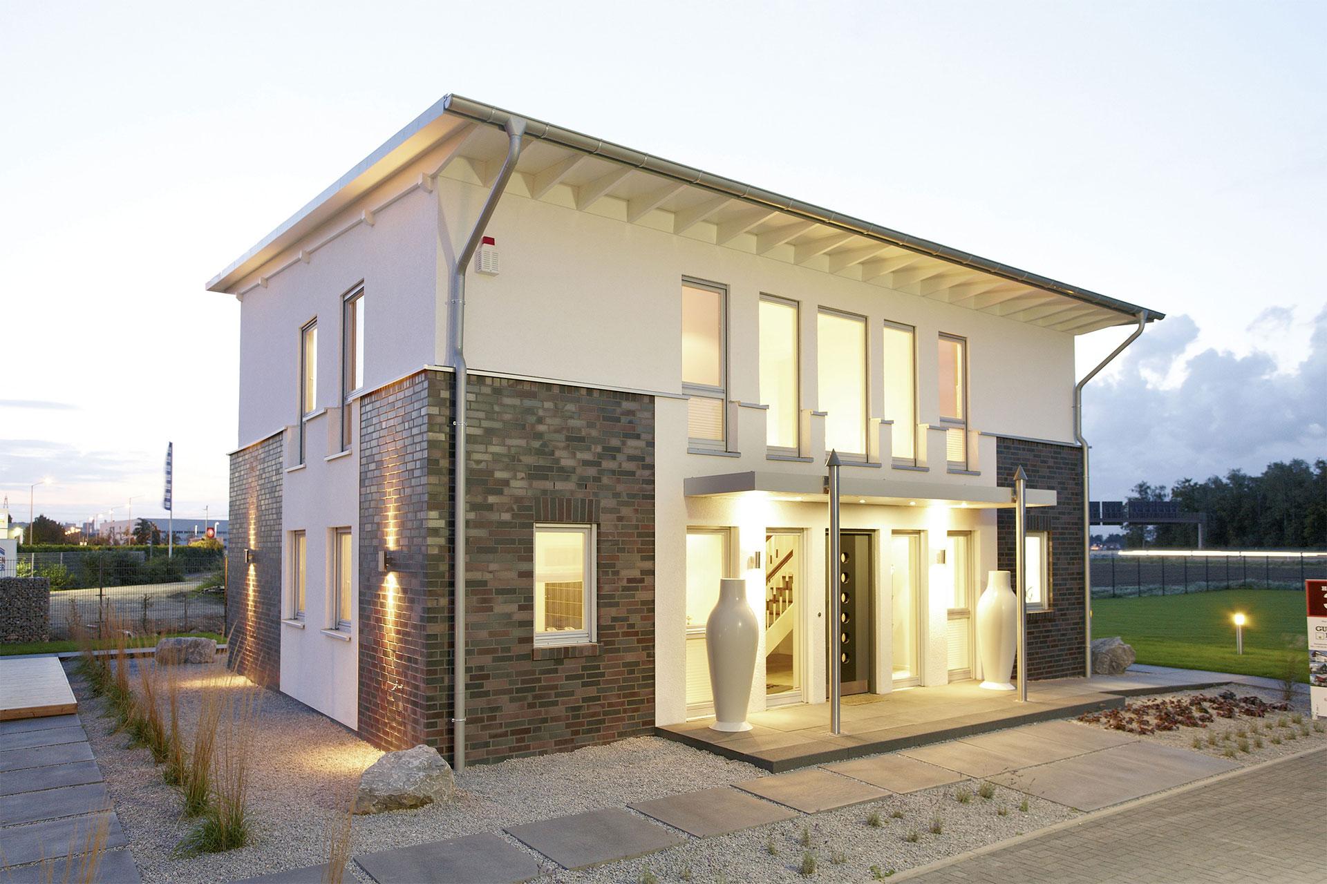 gussek haus musterhaus 39 diana 39 in k ln frechen. Black Bedroom Furniture Sets. Home Design Ideas