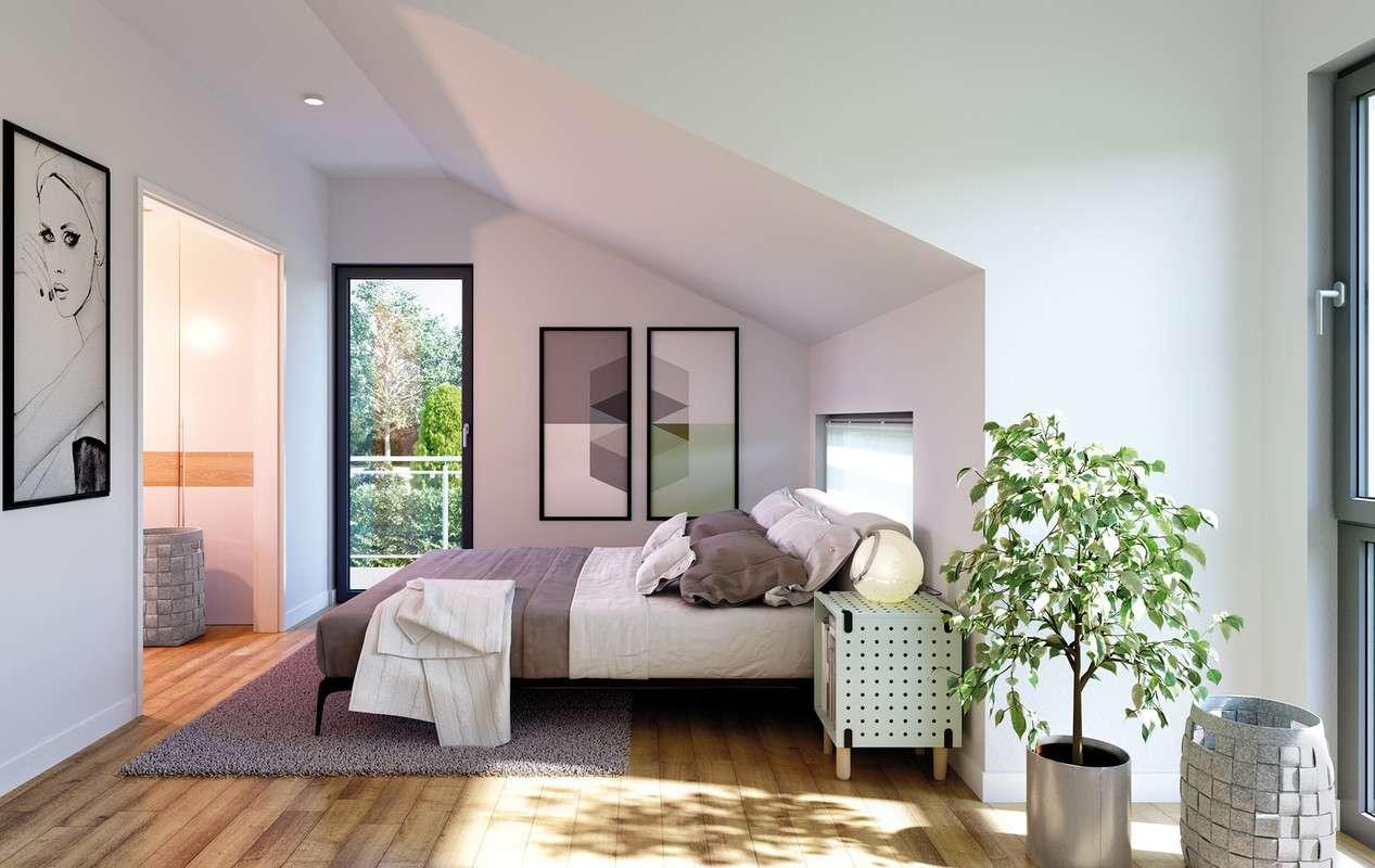 Schlafzimmer: Wenig Einrichtung, guter Schlaf - Inspiration ...