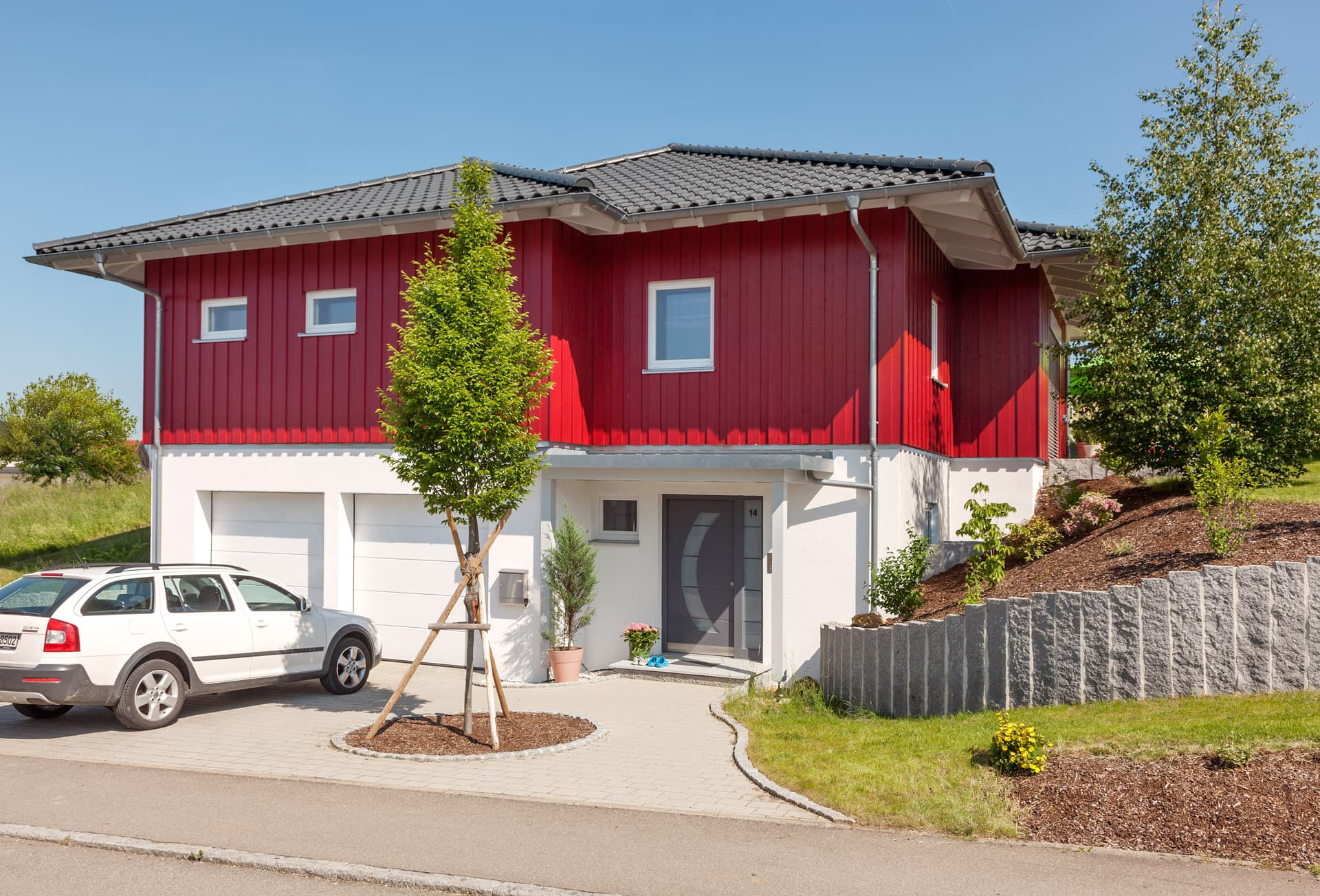 schw rerhaus skandinavischer bungalow. Black Bedroom Furniture Sets. Home Design Ideas