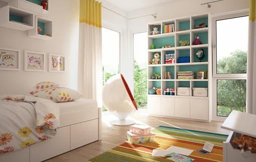 kind und elterngerecht bauen so planen sie richtig. Black Bedroom Furniture Sets. Home Design Ideas