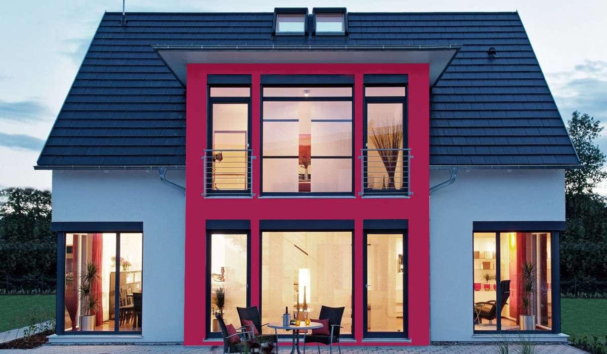 LUXHAUS Musterhaus Hannover - LUXHAUS - Anbieter - fertighauswelt.de