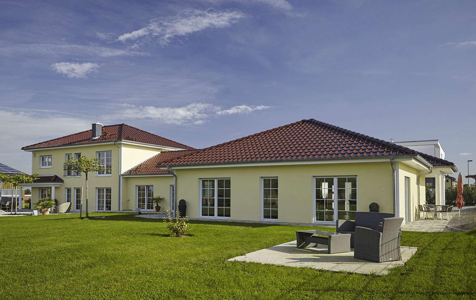 Repräsentative Villa