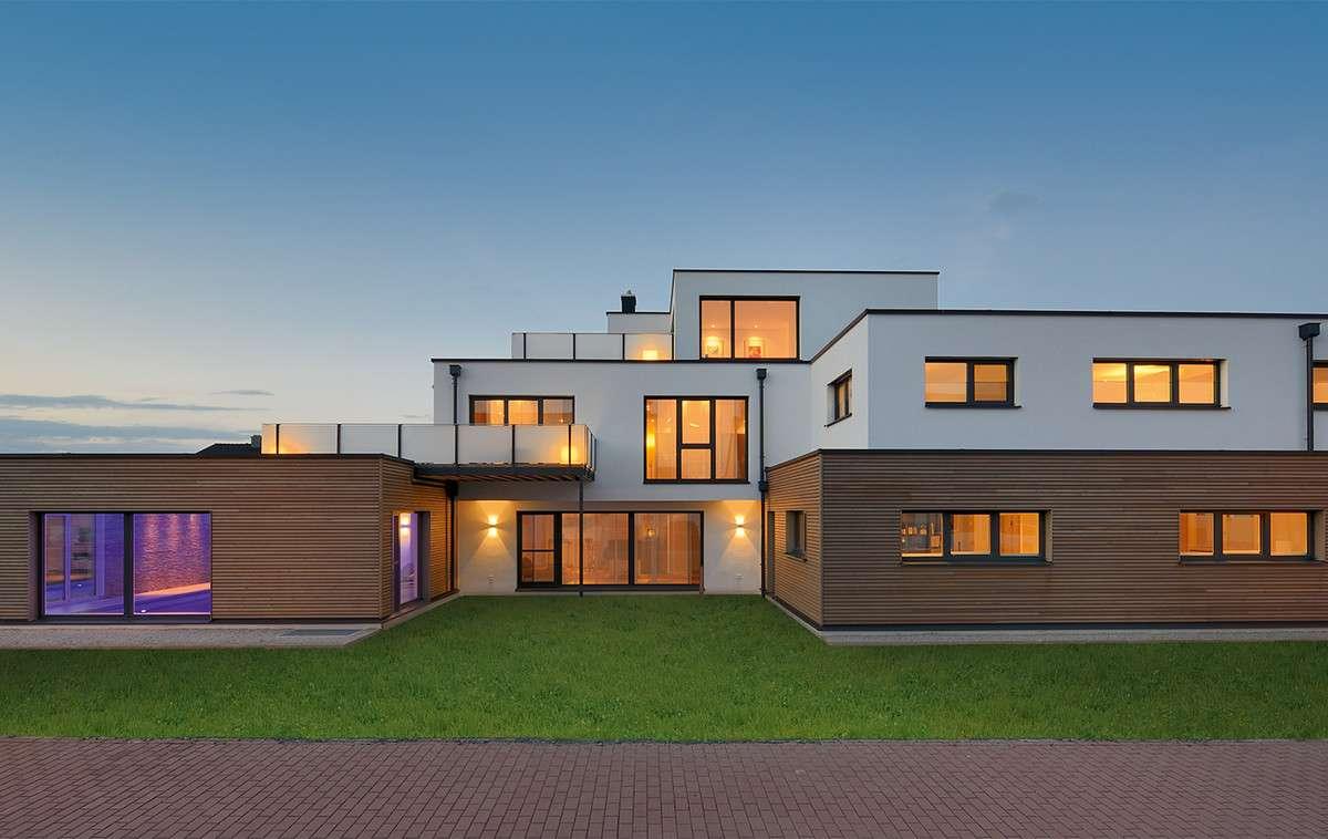 Gruber - Haus Azur - Gruber - Anbieter - fertighauswelt.de