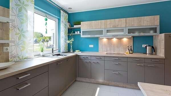 Musterhaus R 99.20 Küche