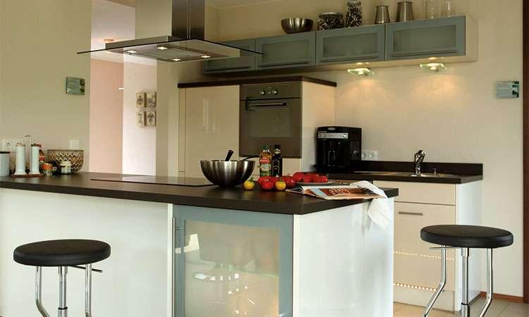 FLAIRplus - Marburg - stilvolle Küche